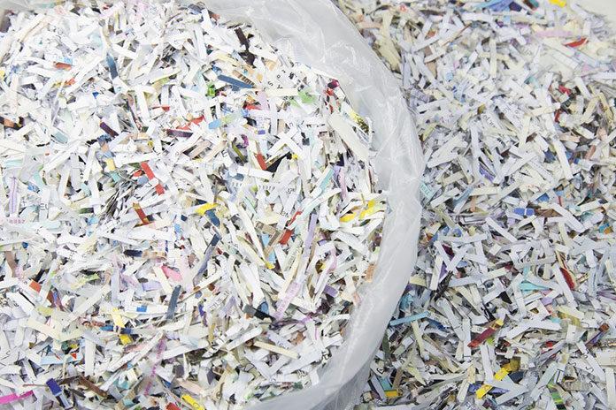Jak wygląda proces niszczenia dokumentów poufnych