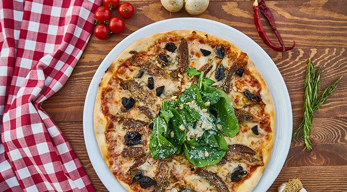 Najlepsza pizza z pieca