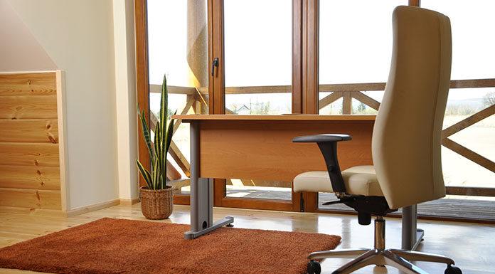 wygodne krzesło biurowe
